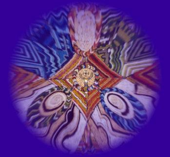 informační mandala navigací, textů a meditací, obrazy, kosmoterapie, vesmírná poezie, psychokosmos, znovuspojení, astrologie